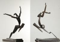 1969-1984 «Ника», медь. 42х49х28